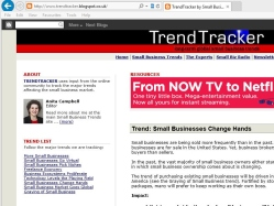 thumbnail image of Check out the 9 hottest trends in the small business market.