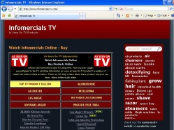 thumbnail image of Infomercials TV - As Seen On TV