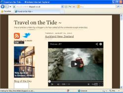thumbnail image of Travel on the Tide