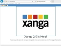 Small Screenshot picture of Xanga