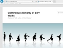 Small Screenshot picture of Golfwidow's Ministry of Silly Walks