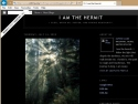 Small Screenshot picture of I am the Hermit. I blog, drink Dr. Pepper, and endure mediocrity
