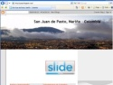 Small Screenshot picture of San Juan de Pasto Narino Colombia