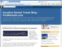 Small Screenshot picture of FindRentals.com- Vacation Rental travel information