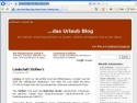 Small Screenshot picture of Urlaub blog