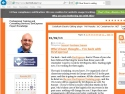 Small Screenshot picture of Oliver Sturm's weblog