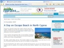 Small Screenshot picture of Blogs about life in North Cyprus