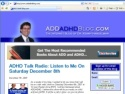 Small Screenshot picture of The ADD ADHD Blog