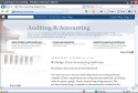 Small Screenshot picture of Accounting & Auditing