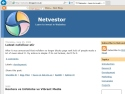 Small Screenshot picture of Netvestor - Internet Niche Investor