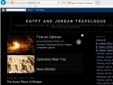 Small Screenshot picture of Egypt and Jordan Travelogue