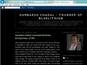 Small Screenshot picture of Gurbaksh Chahal:Founder of BlueLithium and ClickAgents